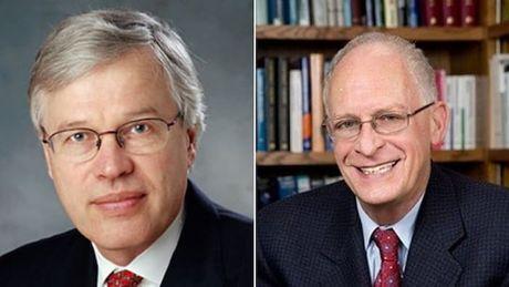 Hai nha khoa hoc doat giai Nobel Kinh te 2016 - Anh 1