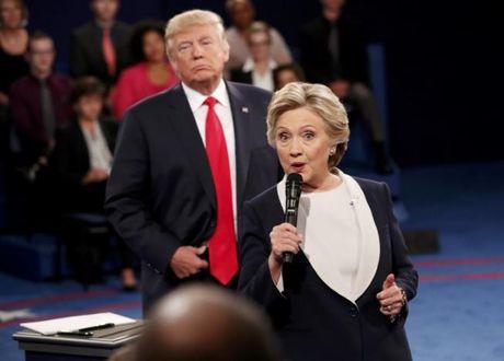 Trump 'boi ban' Hillary nhu the nao? - Anh 4