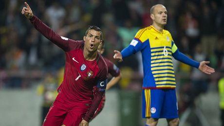 Ronaldo gio chi bat nat doi thu yeu hon Viet Nam? - Anh 1