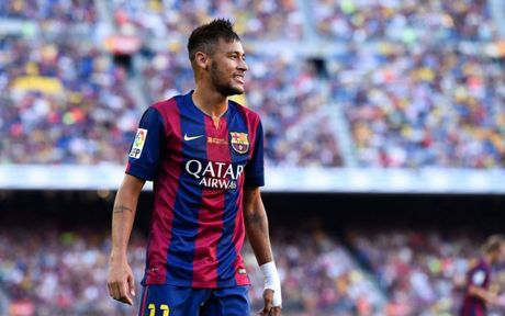 Neymar co gia gap doi Paul Pogba - Anh 1