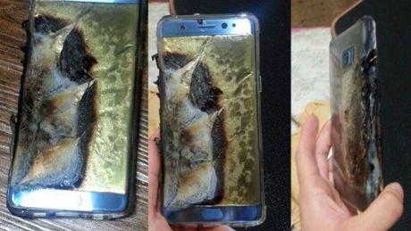 Samsung chinh thuc khai tu Galaxy Note 7 - Anh 1