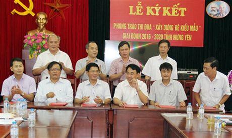 Hung Yen: Cam ket xay dung de kieu mau - Anh 1