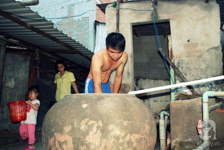 Canh song kho so khong the tin noi: 30 nguoi chung 1 nha ve sinh o xom tro cong nhan - Anh 6