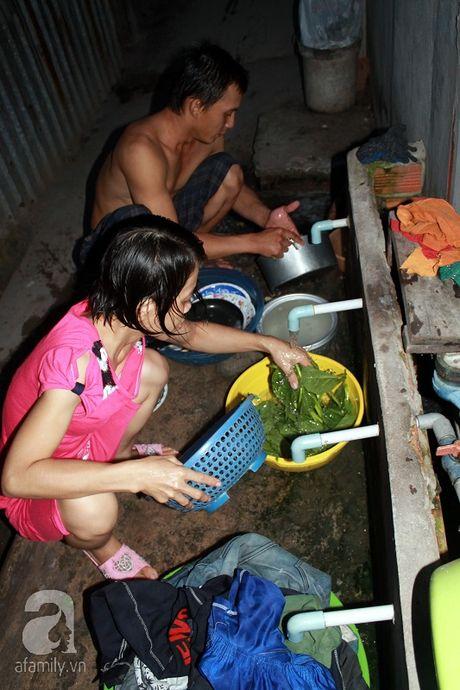 Canh song kho so khong the tin noi: 30 nguoi chung 1 nha ve sinh o xom tro cong nhan - Anh 7