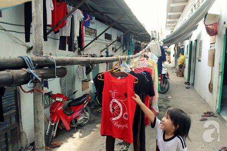 Canh song kho so khong the tin noi: 30 nguoi chung 1 nha ve sinh o xom tro cong nhan - Anh 9