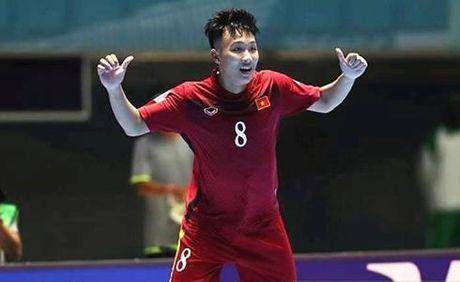 Pha lap cong cua Minh Tri dep thu 2 tai FIFA Futsal World Cup 2016 - Anh 1