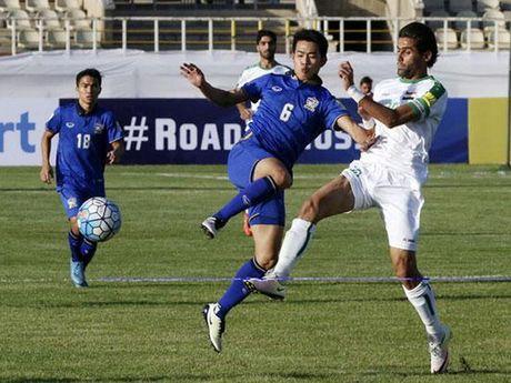 Thua tran thu tu lien tiep, Thai Lan xa voi giac mong World Cup - Anh 1