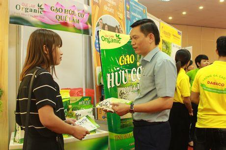 Tap doan Que Lam cung tien phong lam nong san sach - Anh 2