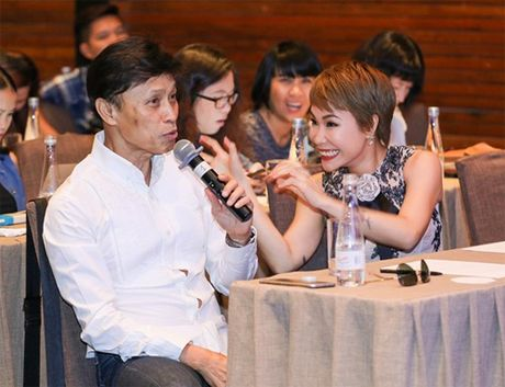 Uyen Linh nan ni de duoc hat song ca voi Tuan Ngoc - Anh 4