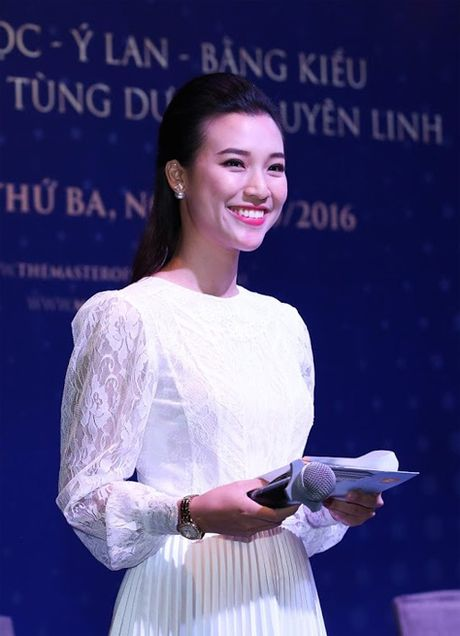 Uyen Linh nan ni de duoc hat song ca voi Tuan Ngoc - Anh 7