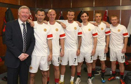 Class of 92' cua Man Utd bi doi xu nhu 'no le' - Anh 1