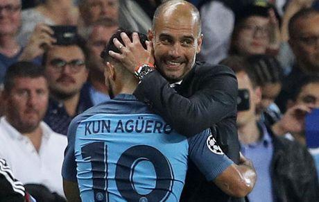 Pep Guardiola tung ao uoc dan dat Argentina - Anh 1