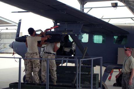 Bo tay loai may bay cuong kich My ban cho Iraq - Anh 7