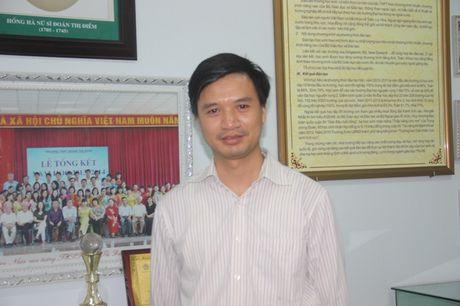 Thi trac nghiem mon Toan: Khong the hoc tu - Anh 1