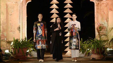 Hon 20 nghe si gao coi se trinh dien trong Festival Ao dai Ha Noi 2016 - Anh 4