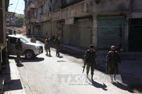 Quan doi Syria chiem lai mot thanh pho o Hama - Anh 1