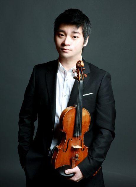 """Thien tai violin"" Kwon Hyuk Joo bat ngo dot tu tren xe taxi khong ro ly do - Anh 1"