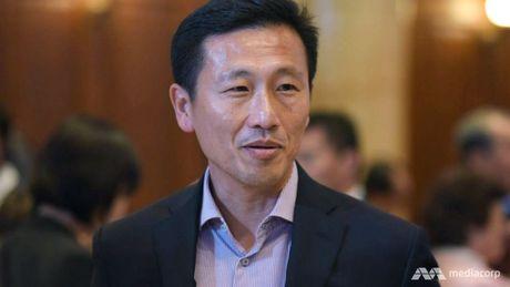 Tinh hinh Bien Dong: Singapore muon ASEAN va Trung Quoc 'vui ve' tap tran - Anh 1