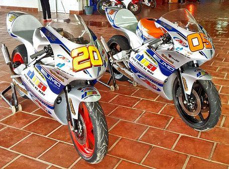 Giai dua xe PKL 1.000cc Viet Nam chuan bi khai cuoc tai Long An - Anh 1