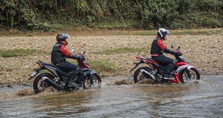 Chinh phuc cuc Tay To quoc cung Honda WINNER 150 (P2) - Anh 16