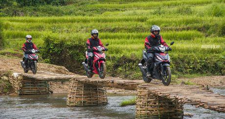 Chinh phuc cuc Tay To quoc cung Honda WINNER 150 (P2) - Anh 1