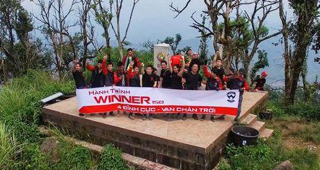 Chinh phuc cuc Tay To quoc cung Honda WINNER 150 (P2) - Anh 21