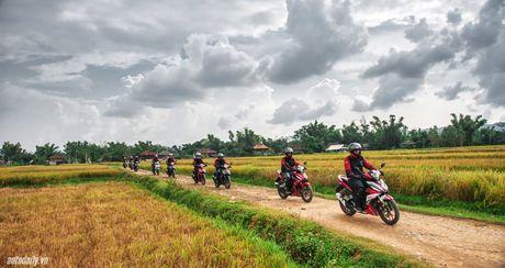 Chinh phuc cuc Tay To quoc cung Honda WINNER 150 (P2) - Anh 4