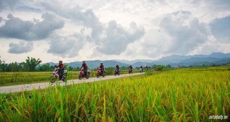 Chinh phuc cuc Tay To quoc cung Honda WINNER 150 (P2) - Anh 5