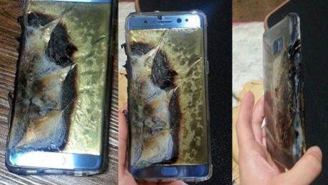Nhieu nguoi giu lai Samsung Galaxy Note 7 bat chap rui ro - Anh 1