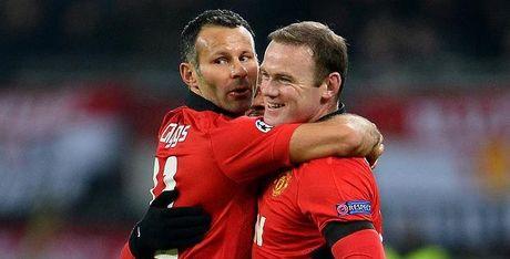 Huyen thoai 'mat gia', Ryan Giggs hien ke cho Mourinho - Anh 1