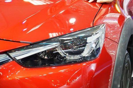 Nhung hinh anh ban dau cua Mazda CX-3 2016 - Anh 4