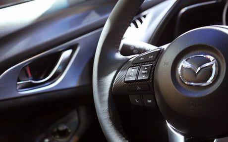 Nhung hinh anh ban dau cua Mazda CX-3 2016 - Anh 8