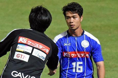 BAN TIN The thao: Doi bong Thai muon chieu mo Cong Phuong - Anh 1