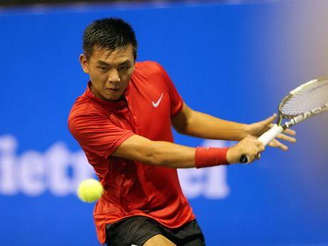 Ly Hoang Nam dung buoc giai Vietnam Open - Anh 1