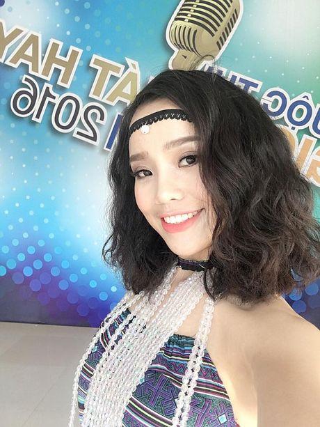 Lo dien top 10 dem chung ket Giong hat hay Ha Noi - Anh 2
