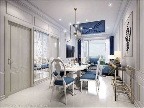 'The Art of Luxury' bung sang tu ben trong nhung can ho hang sang - Anh 1