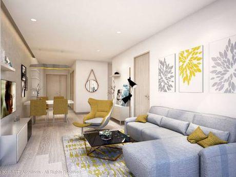 'The Art of Luxury' bung sang tu ben trong nhung can ho hang sang - Anh 2