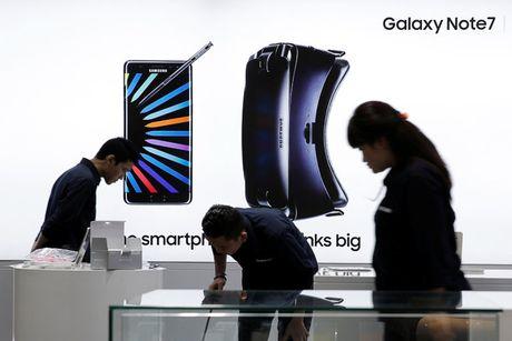 Samsung mat 16,1 ti USD sau khi dung ban Note 7 - Anh 1