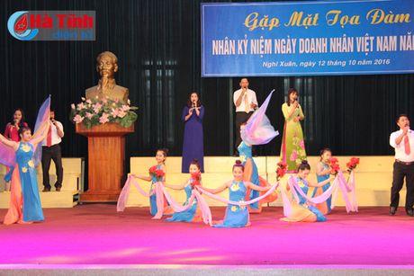 Chuc mung, gap mat cac doanh nghiep, doanh nhan - Anh 6