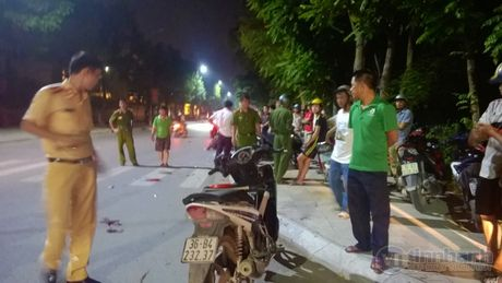 Thanh Hoa: Vu tai nan ky la khien 5 nguoi nhap vien trong trang thai nguy kich - Anh 2