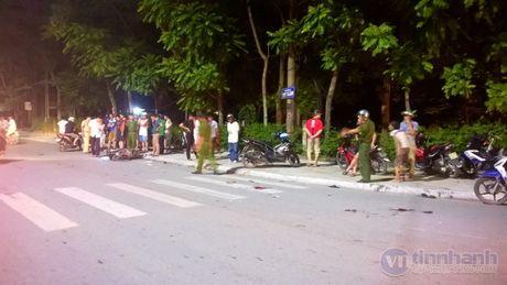 Thanh Hoa: Vu tai nan ky la khien 5 nguoi nhap vien trong trang thai nguy kich - Anh 3