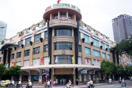 Bat dau thao do Thuong Xa Tax - Anh 1
