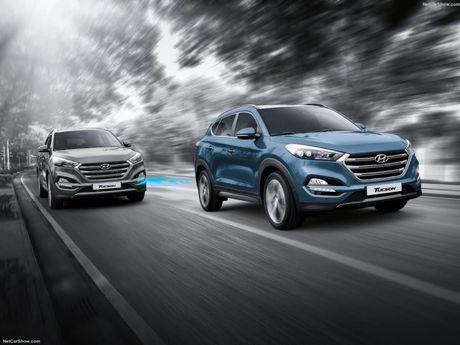 Hyundai Tucson va Genesis duoc khach hang danh gia cao - Anh 2