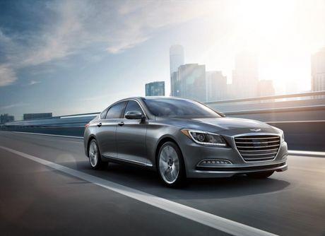 Hyundai Tucson va Genesis duoc khach hang danh gia cao - Anh 3