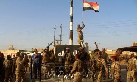 Lanh dao Tho Nhi Ky - Iraq khau chien truoc tran tu chien voi IS - Anh 1