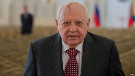 Gorbachev canh bao cang thang Nga-My cham 'diem nguy hiem' - Anh 1