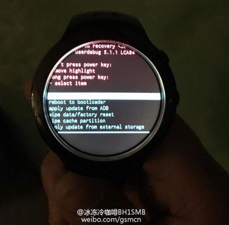 Chiem nguong smartwatch da that truyen cua HTC - Anh 5
