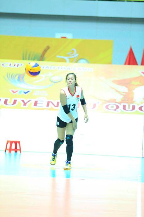 Chum anh: Nhung 'bong hong' tai VTV Cup 2016 - Anh 2