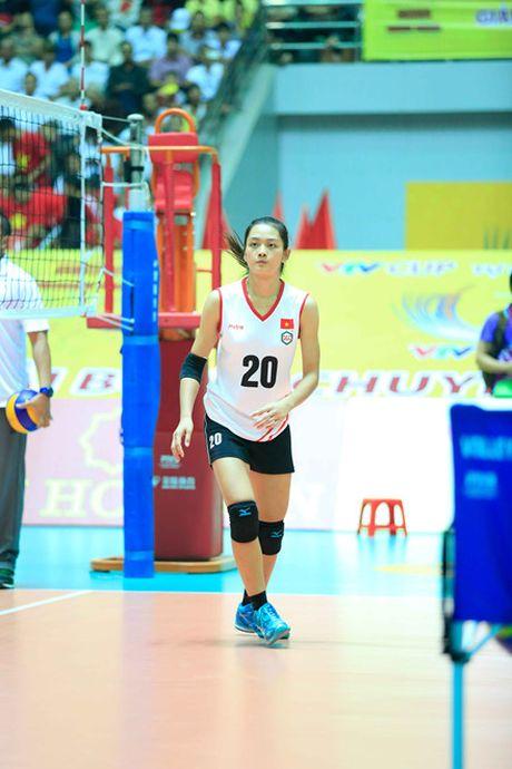 Chum anh: Nhung 'bong hong' tai VTV Cup 2016 - Anh 5