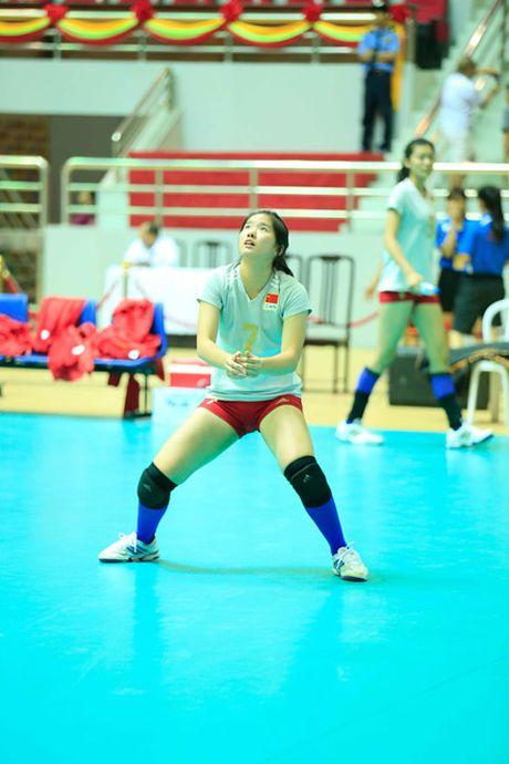 Chum anh: Nhung 'bong hong' tai VTV Cup 2016 - Anh 7